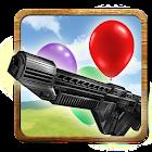 射擊氣球遊戲 icon