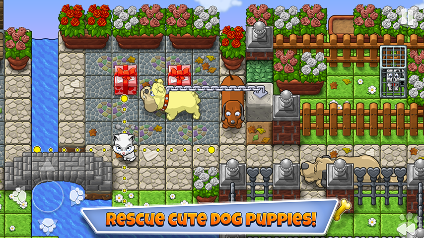 Save the Puppies- screenshot