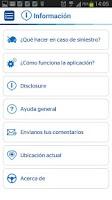 Screenshot of AutoAlerta