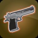 Jogos de Tiro Launcher icon