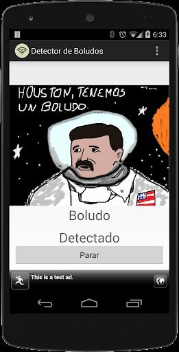 Detector de Boludos