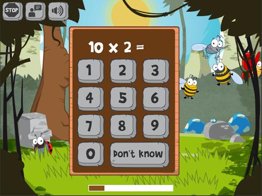 免費教育App|Math times tables (FREE)|阿達玩APP