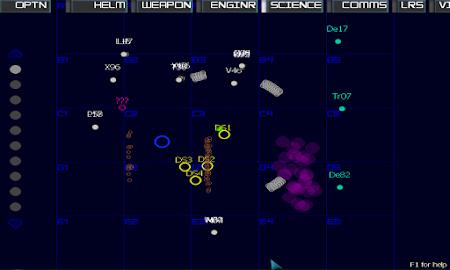Artemis Spaceship Bridge Sim Screenshot 2