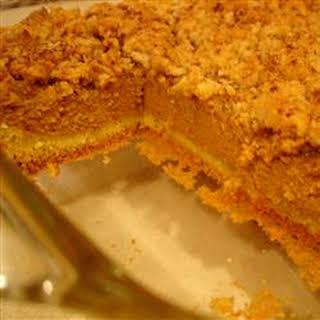 Pumpkin Dessert.