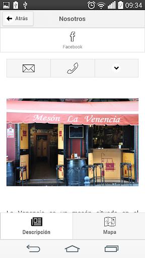 【免費生活App】La Venencia-APP點子
