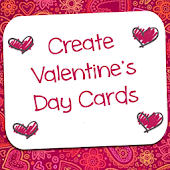 create valentine´s day cards