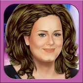 Adele Make Up - Free Girl Game
