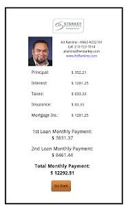 Art Ramirez - Mortgage Calcul - screenshot thumbnail