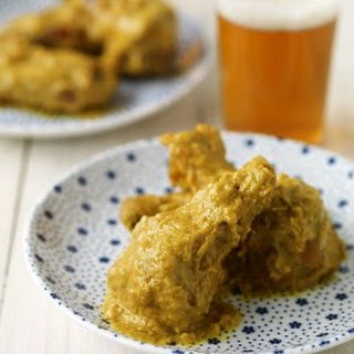 Mighty Mustard Wings