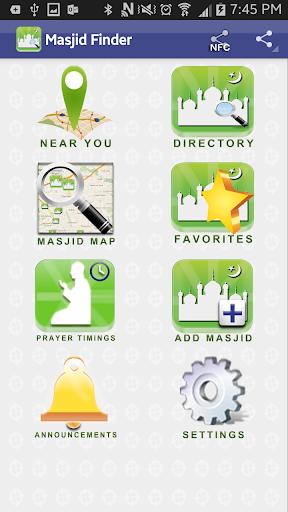 Masjid Finder Mosques Finder