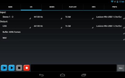 USB Audio Recorder PRO v1.3.0