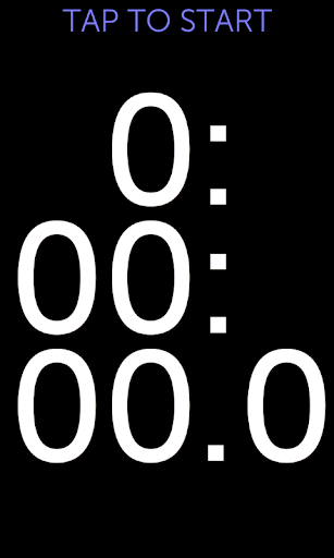 Stopwatch for Podcasters