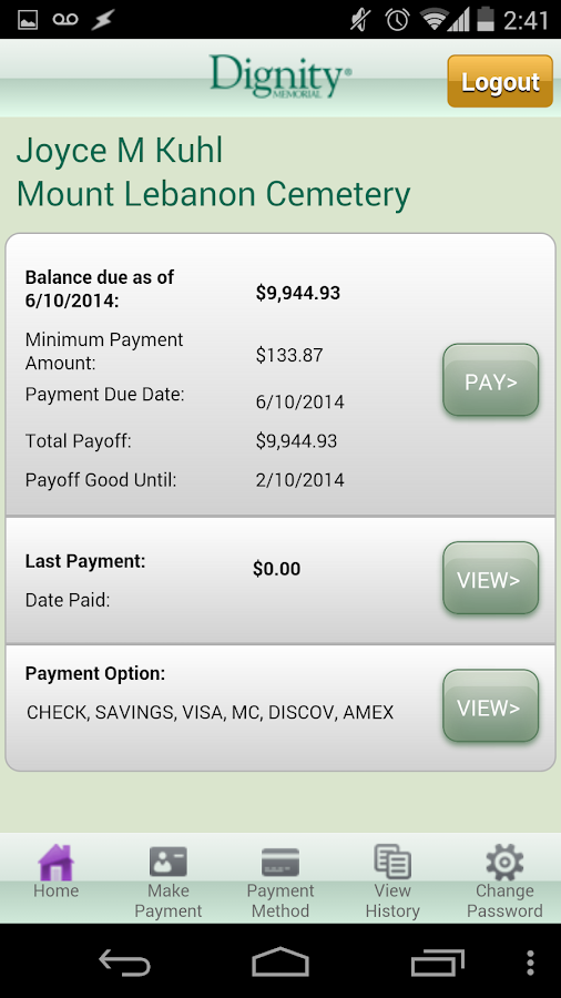 how to remove payment account from google play store