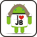 I Love JB doo-dad logo