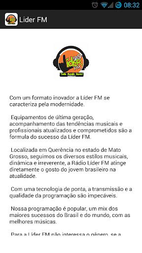 【免費音樂App】Lider FM-APP點子