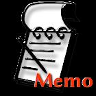 Bullet Memo(メモアプリ) icon