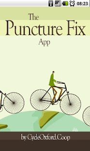 The Puncture Repair App - screenshot thumbnail