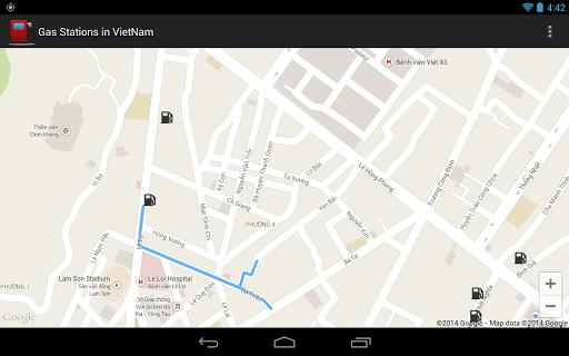 【免費旅遊App】Gas Stations-APP點子