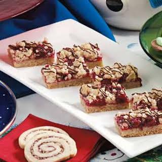 Chocolate-Drizzled Cherry Bars.