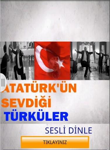 Atatürk Türküleri Dinle