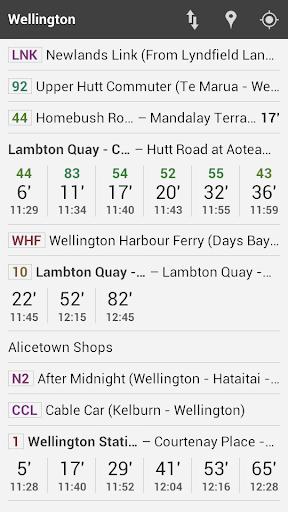 Transit Wellington
