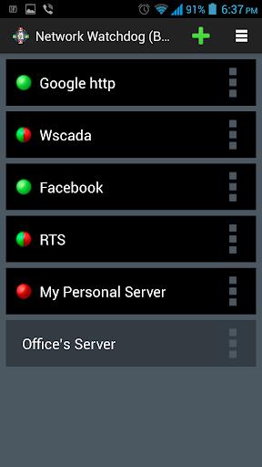 Network Watchdog
