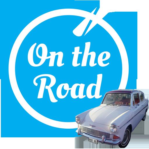 On The Road Autopeli LOGO-APP點子