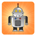 Bouncing Robot Jump icon