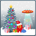 Christmas MonsterHood LWP icon