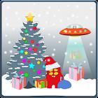 Christmas MonsterHood LWP icon