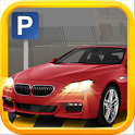 Classic Car Parking 3D Crazy icon