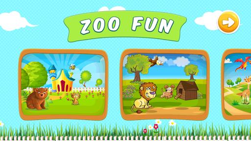 ZooFun-动物的叫声匹配益智游戏