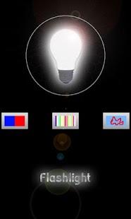 FlashOn Torch Flashlight. - screenshot thumbnail