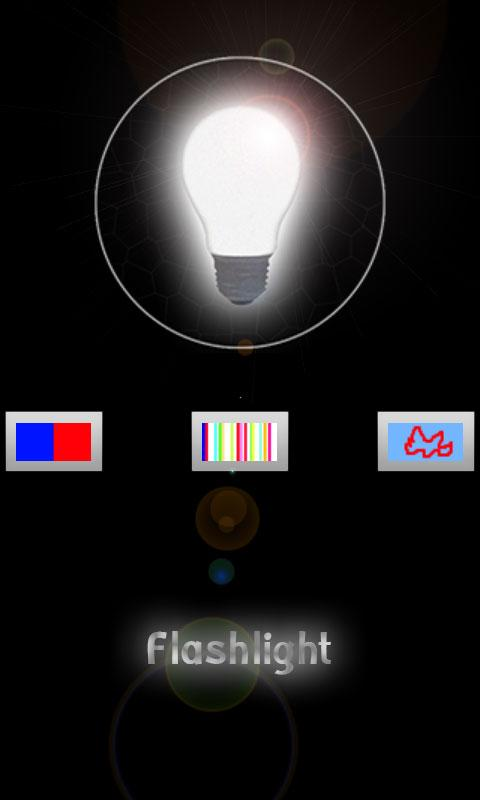 FlashOn Torch Flashlight. - screenshot