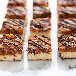 Samoa Cookie Bars