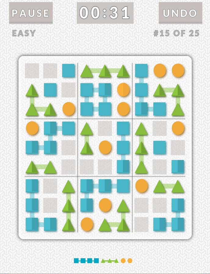 FlowDoku - screenshot