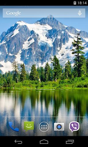 【免費個人化App】Landscapes Mountains LWP-APP點子