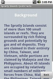 Spratly Islands Quick Facts