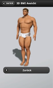 3D BMI Calculator 2 Free - screenshot thumbnail