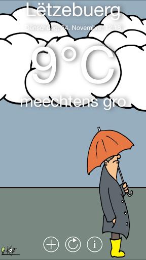 Luxemburger Wetter