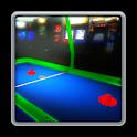 3D Air Hockey - Adfree icon