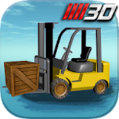 3D Forklift Parking Driving+