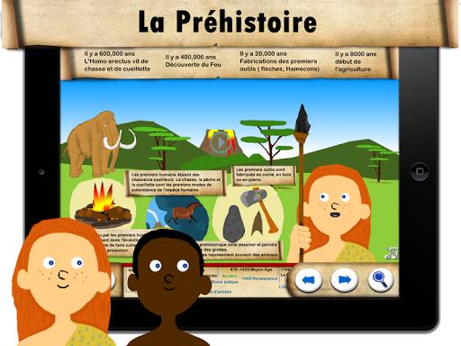 World History - French