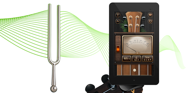 Chromatic Guitar Tuner Free: Ukulele, Bass, Violin- screenshot thumbnail