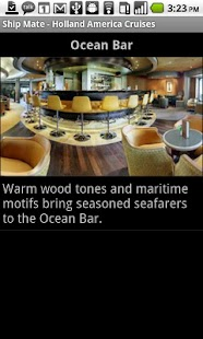 Ship Mate - Holland America - screenshot thumbnail
