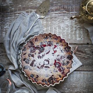 Gluten Free Cherry Clafoutis Recipe