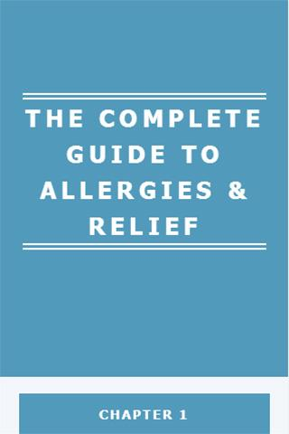 COMPLETE GUIDE TO ALLERGIES