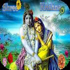 Shree Krishna Live Wallpaper icon