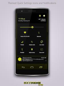 JB Extreme Yellow CM12 CM13 v6.2