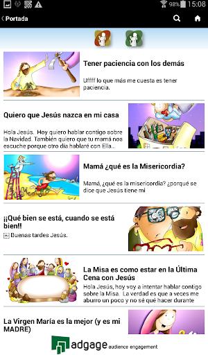 玩生活App|Hola Jesús! Rezar Con Niños免費|APP試玩
